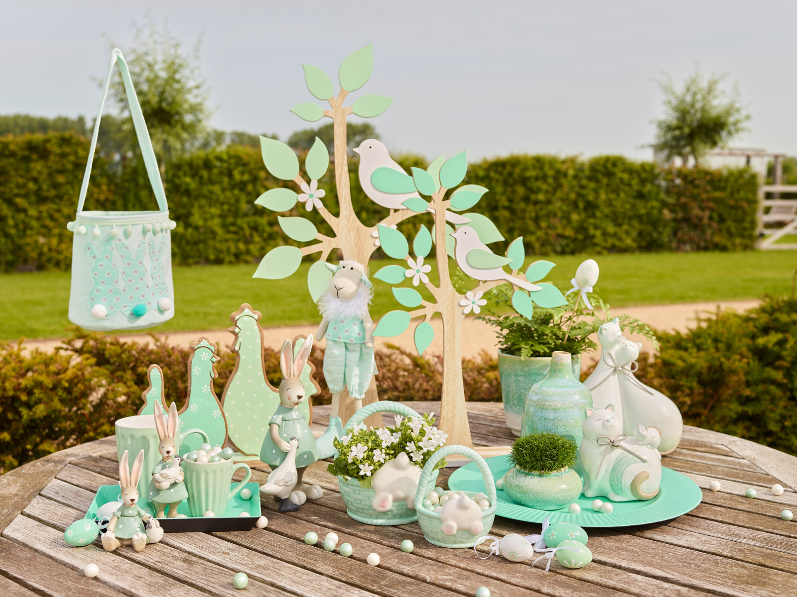 Idee Menthe - Collectie Simply D