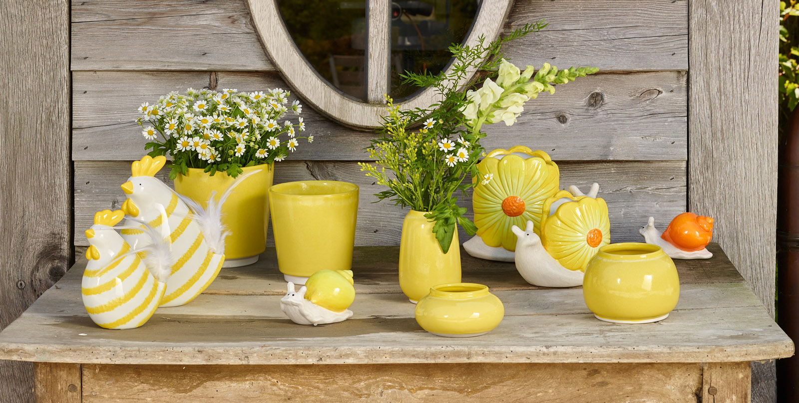 Mellow Yellow - collectie Simply D
