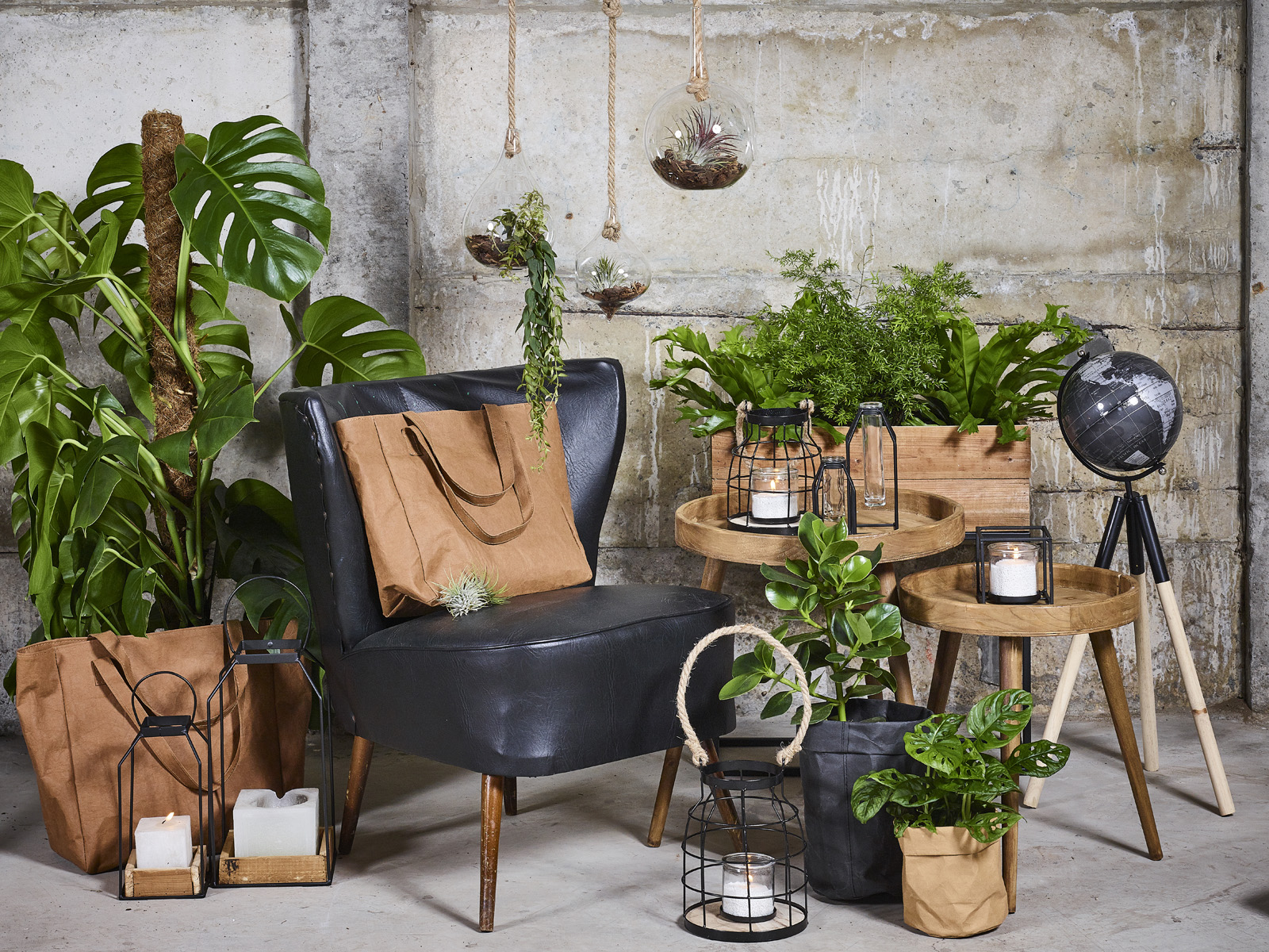 Eco Industry collectie - SimplyD