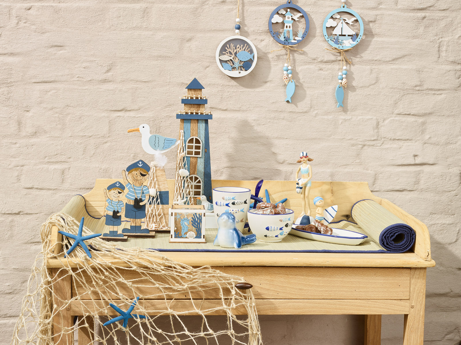 Seaside blues - collectie Simply D